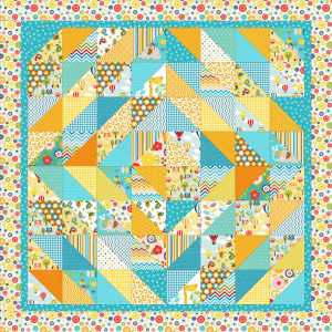 Baby Quilt #1
